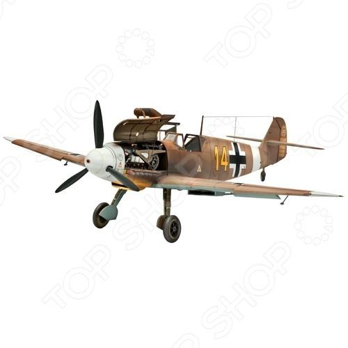 Сборная модель истребителя Revell Messerschmitt Bf109 F-2/4