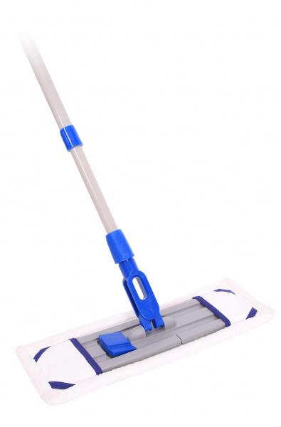 Швабра с телескопической ручкой Hausmann HM-1674 Professional