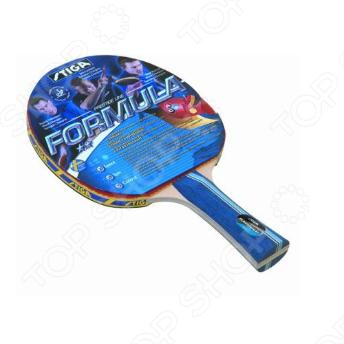 Ракетка для настольного тенниса Stiga Formula ACS Stiga - артикул: 57760