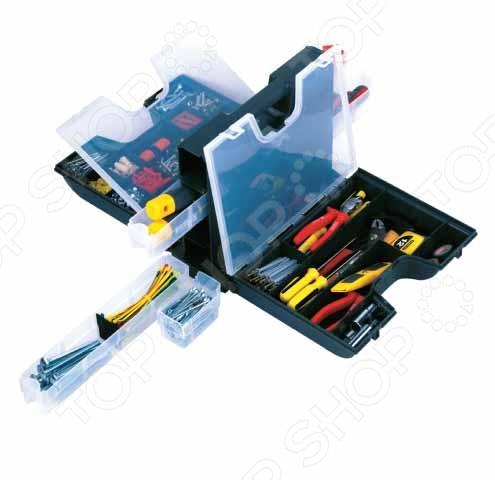Органайзер профессиональный Stanley Tool Organiser System 1-92-050 stanley 199 1 92 762 органайзер с 25 ю отделениями