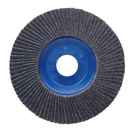 Диск лепестковый для угловых шлифмашин Bosch Best for Metal 2608607339