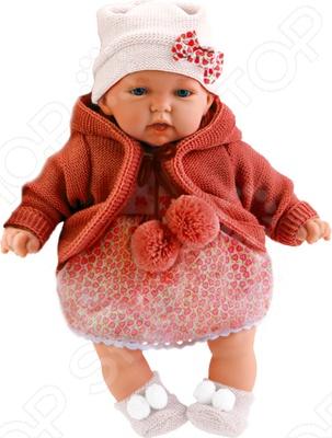 Кукла Munecas Antonio Juan «Азалия в красном»