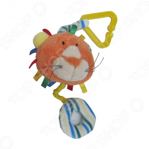 Игрушка-погремушка мягкая Coool Toys «Львенок» Игрушка-погремушка мягкая Coool Toys «Львенок» /
