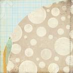 фото Бумага для скрапбукинга двусторонняя Basic Grey Drafting Table, купить, цена