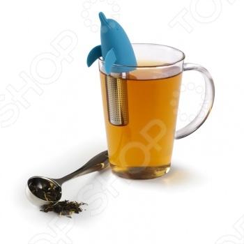 фото Ёмкость для заваривания чая Umbra Dolphin, Чайные аксессуары