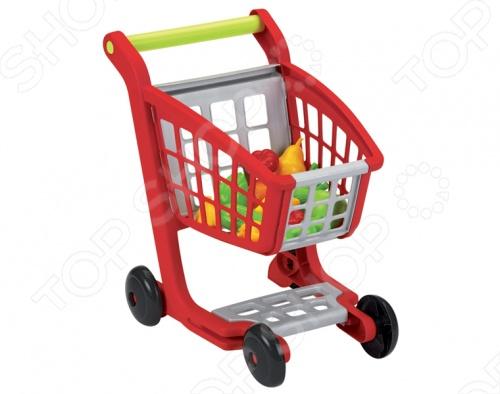 Набор игровой: тележка с продуктами Ecoiffier 1225