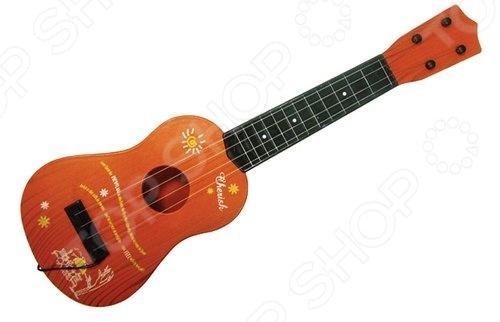 цены  Гитара игрушечная Тилибом Т80326