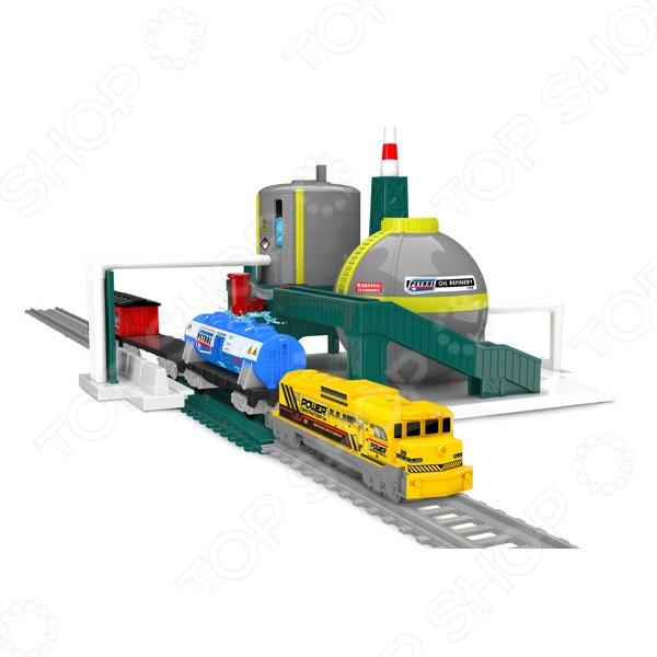 фото Железная дорога Powertrains&Constructions «Нефтеперегонная станция», Железные дороги