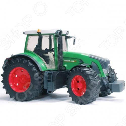 Трактор Bruder Fendt 936 Vario трактор игрушечный bruder fendt favorit 926 vario