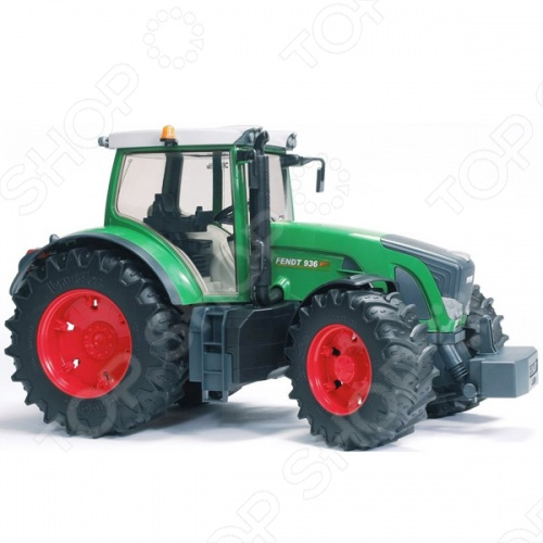 Трактор Bruder Fendt 936 Vario dickie toys трактор fendt с прицепом