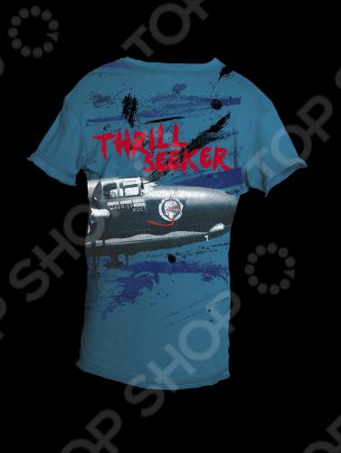 Футболка Warrior Poet Thrill Seeker SS T-Shirt