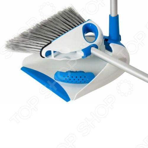 фото Комплект для уборки многофункциональный Hausmann Queen Brush ADF1748, Швабры и щетки