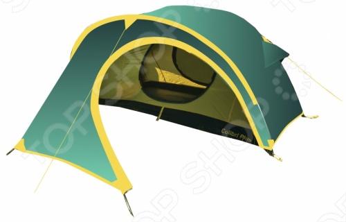Палатка Tramp Colibri plusПалатки<br>Двухслойная палатка Tramp Colibri plus с двумя входами и тамбурами отлично подойдет всем любителям пеших походов или велосипедных путешествий в летнее, осеннее и весеннее время. Обладает небольшим весом, поразительным удобством конструкций и хорошей прочностью. Пригодится каждому искателю приключений.<br>