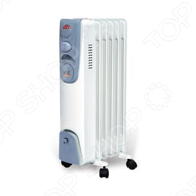 Радиатор масляный Irit IR-07-1006