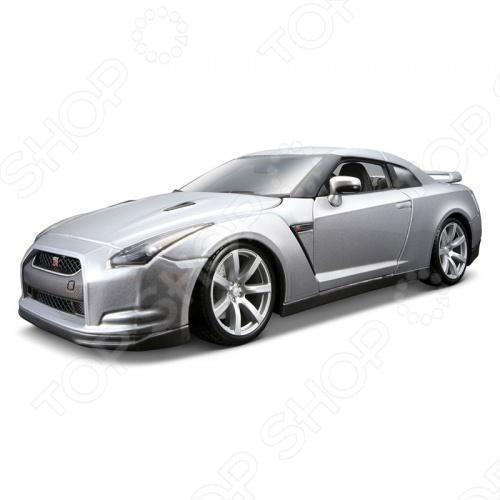 ������ ���������� 1:18 Bburago Nissan GT-R. � ������������