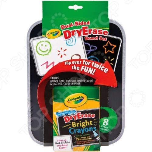 Доска для рисования Crayola Dry Erase