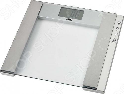 Весы AEG PW 4923 clatronic pw 3370 напольные весы