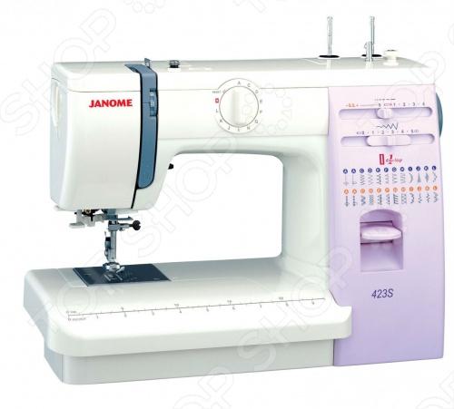 все цены на Швейная машина Janome 423S (5522)