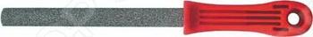 Напильник карбидный плоский применяется в работе с кафельной плиткой. Материал: стальной сердечник, карбидное напыление, пластиковая ручка.