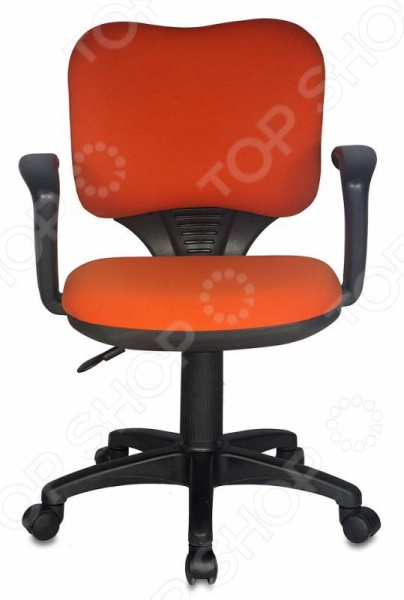 Кресло офисное Бюрократ CH-540AXSN-LOW/26291 кресло бюрократ ch 1201nx yellow желтый