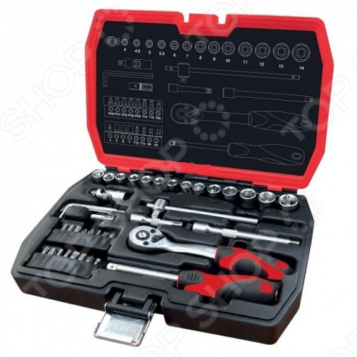 цена на Набор инструментов для автомобиля Zipower PM 4114