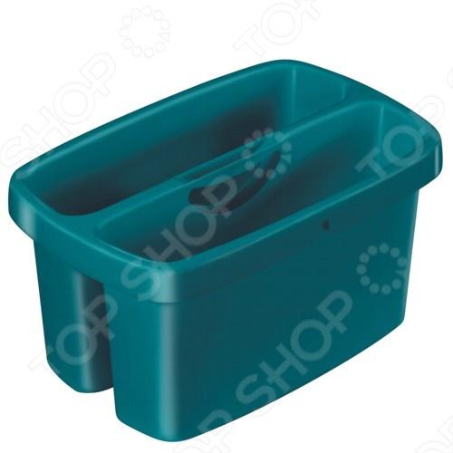 фото Ведро для мытья окон с 2-мя отделениями Leifheit Combi 52001, купить, цена