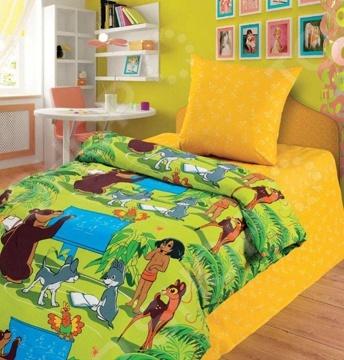 Детский комплект постельного белья Непоседа Урок детский комплект постельного белья непоседа на рыбалке