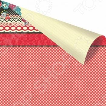 Бумага для скрапбукинга двусторонняя Prima Marketing Felicity бумага для скрапбукинга двусторонняя scrapberry s конфетти