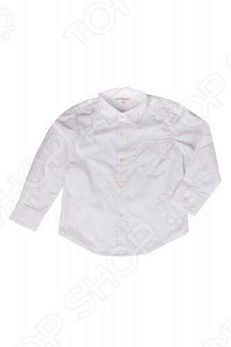 Рубашка с длинным рукавом Рубашка детская Appaman The Standard Buttondown. Цвет: белый