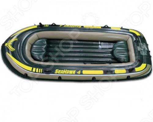 Лодка надувная Intex «Морской ястреб 4» 68350