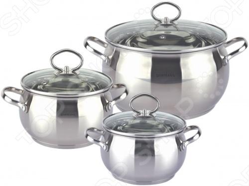 Набор кухонной посуды Bohmann BH-0601
