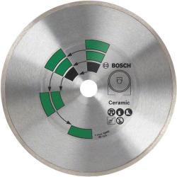 Диск отрезной алмазный по керамической плитке Bosch