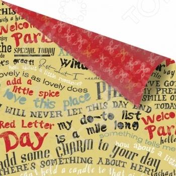 фото Бумага для скрапбукинга двусторонняя Prima Marketing Red Letter Day, купить, цена