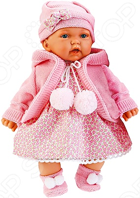 Кукла Munecas Antonio Juan «Азалия в розовом» munecas antonio juan кукла эвита в розовом 38 см munecas antonio juan