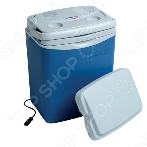 Автохолодильник Campingaz Powerbox 24 это незаменимая вещь для походов и коротких выходов на природу. Контейнер выполнен из высококачественного пластика и долго сохраняет холод даже после отключения от источника питания. Подключить этот автохолодильник можно как к прикуривателю, так и к специальной автомобильной розетке.