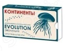 Игра карточная Правильные игры «Эволюция. Континенты»