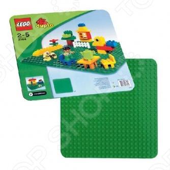 Конструктор LEGO 2304 «Строительная пластина» 2304 2304 конструктор lego duplo строительная пластина 38х38 1 элемент 2304