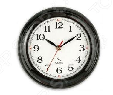 Часы настенные Вега П 6-6-18 часы настенные вега п 6 6 100 чёрный