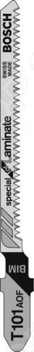 Набор пилок для лобзика Bosch T 101 AOF BIM пилки для лобзика по металлу для прямых пропилов bosch t118a 1 3 мм 5 шт