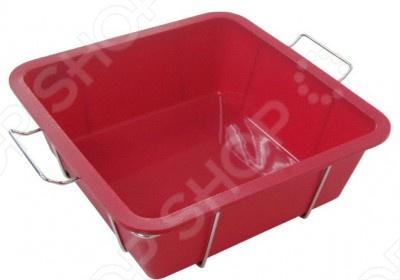 Форма для выпечки силиконовая Regent Каннеллони форма для выпечки и заморозки regent inox каннеллони силиконовая на подставке цвет красный 24 см х 24 см х 8 см