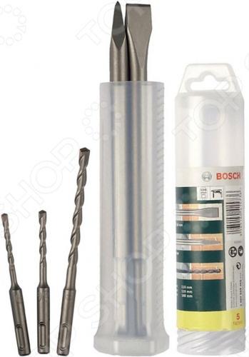 Набор из сверл и зубил Bosch 2607019455