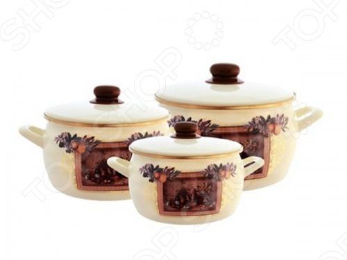 Набор посуды Metrot Картина набор столовой посуды balsford бристоль цвет белый 27 предметов 106 03006