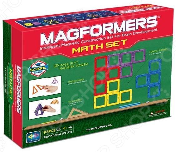 Magformers  Конструктор магнитный Увлекательная Математика