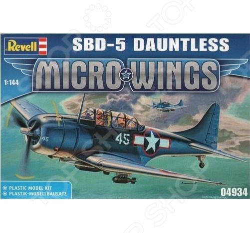 Сборная модель истребителя Revell SBD-5 Dauntless