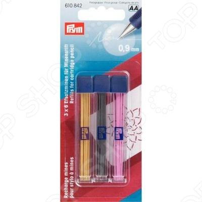 фото Запасные карандашные графиты Prym 610842, купить, цена