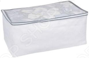 Кофр для хранения Hausmann 2B-26040 компактный кофр для хранения различных инструментов, личных вещей, одежды, и сохранит от попадания пыли и грязи внутрь. Прозрачная вставка позволяет видеть содержание кофра. Легко чиститься при помощи влажной тряпки.
