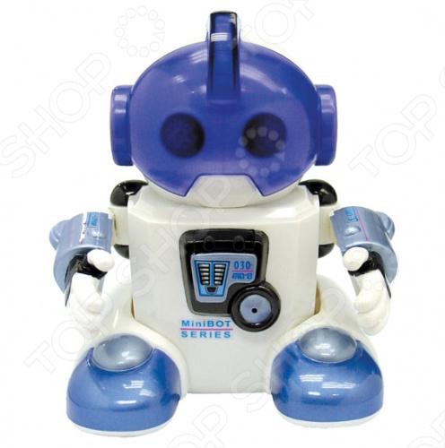 Робот на радиоуправлении Silverlit Jabber - детский робот с сенсорной системой реагирующая на звук. Оснащен световыми и звуковыми эффектами при движении. Если произвести пронзительный звук, типа хлопка ладошками, робот будет идти в то направление, откуда звук был издан. А инфракрасный датчик позволяет роботу обходить препятствия. Робот также умеет красиво танцевать, если открыть ему шлем. Он готов подарить отличное времяпрепровождение и массу удовольствия вам, и вашим детям.