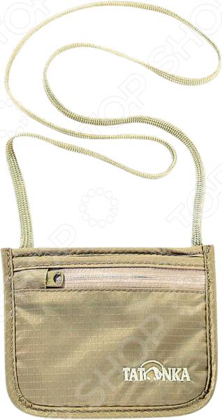 Кошелек нагрудный Tatonka Skin ID Pocket Кошелек Tatonka Skin ID Pocket /Бежевый