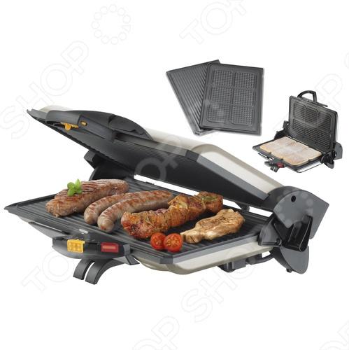 Гриль контактный Steba PG4.4 Cont.Grill-And Waffle steba pg4 4 cont grill and waffle