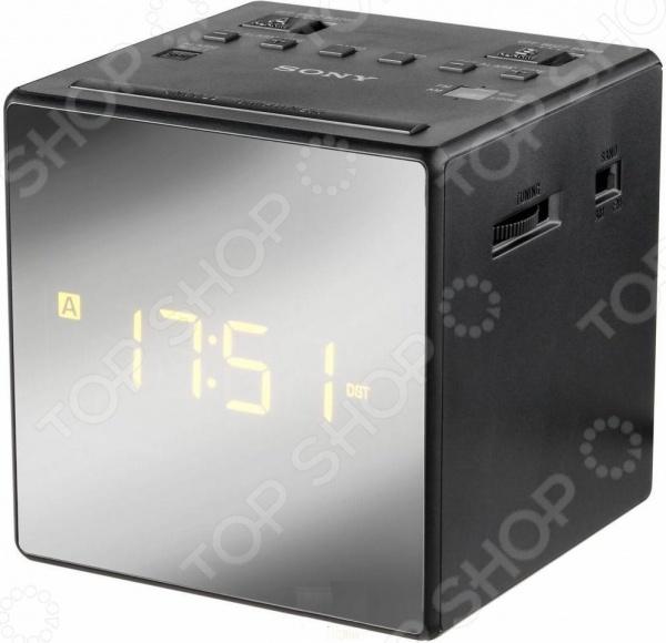 Радиочасы Sony ICF-C1 радиобудильник sony icf c1